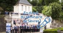 10e séminaire de Sèvres du 15 au 19 mai, avec trois conférences en direct radio