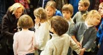 Un nouveau site pour l'école primaire de Moscou