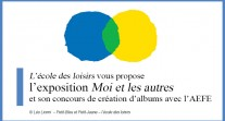 """""""Moi et les autres"""", thématique de la seconde édition du concours de création d'albums illustrés mené en partenariat avec l'école des loisirs"""