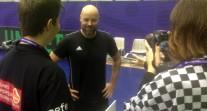 EHF 2018 : interview de l'entraîneur de l'équipe hongroise