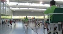 Euro scolaire de badminton : une première édition prometteuse