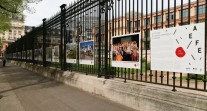 """Exposition photographique """"25 ans de l'AEFE, à l'école du développement durable"""""""