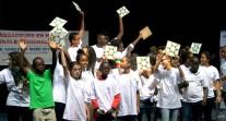 """Une """"formidable"""" finale régionale d'Ambassadeurs en herbe à Abidjan"""
