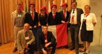 Des résultats remarquables aux VIIIe Olympiades internationales de géosciences