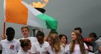 Les Jeux internationaux de la jeunesse 2015 ont pris de l'altitude !