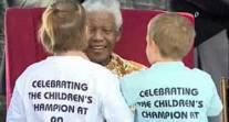 Nous nous souvenons… en 2008, Nelson Mandela fêtait ses 90 ans au lycée français de Johannesburg