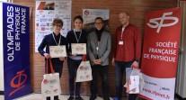 Un premier prix aux Olympiades de physique 2018 pour deux élèves du Lycée français de Berlin
