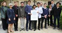 Des lycéens du réseau se distinguent aux Olympiades de mathématiques 2015