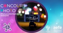 Appel à participation au concours photo #MonLyceeMaVilleEn2050, #AEH2019 sur Instagram : un projet soutenu par le photographe VuThéara Kham