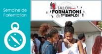Salons et forums : des rendez-vous indispensables de l'information et de l'orientation