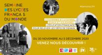 Les valeurs humanistes au cœur de l'édition 2020 de la Semaine des lycées français du monde