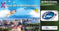 10e édition du Tournoi de la Méditerranée : derniers jours pour les préinscriptions!