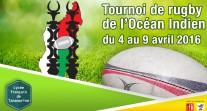1er tournoi de rugby de l'océan Indien : coup d'envoi le 4 avril à Tananarive