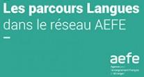 """Parution de la brochure """"Parcours Langues dans le réseau AEFE"""""""