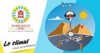 """Le """"climat sous surveillance"""" à Marrakech : cent-cinquante collégiens et lycéens au rendez-vous"""