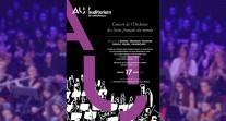 Revivez le concert de l'Orchestre des lycées français du monde enregistré en direct à Radio France
