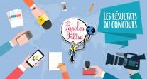 Palmarès de la 9e édition du concours Paroles de presse...