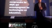 Réfléchir à l'école numérique au lycée français de Tananarive