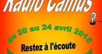 Deuxième édition de la webradio Radio Camus en direct de Rabat