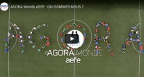 AGORA MONDE AEFE : présentation de la plateforme
