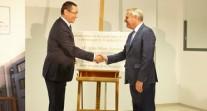 Les Premiers ministres français et roumain inaugurent le nouveau lycée français Anna-de-Noailles à Bucarest