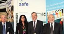 L'AEFE présente à l'édition 2012 du Salon du livre francophone de Beyrouth