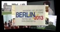 Rencontres des délégués lycéens à Berlin