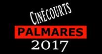 Palmarès 2017 du festival Cinécourts