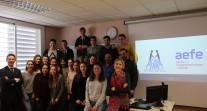 Déploiement du site AGORA en Europe ibérique
