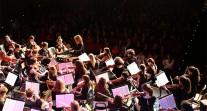Concert du 19 janvier 2018 de l'Orchestre des lycées français du monde à Madrid (saison IV de l'OLFM)