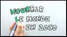 """Aperçu du clip """"Nourrir le monde en 2050"""""""