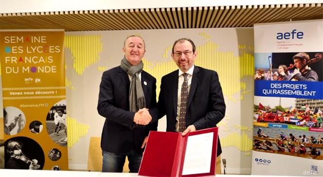OLFM : convention de collaboration entre Radio France et l'AEFE