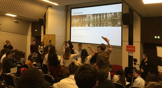 SemaineLFM : projet FORCCAST, simulation de controverses à Sciences Po Paris