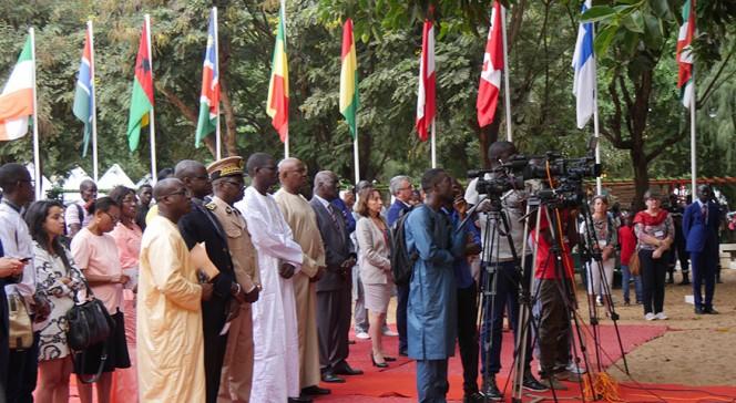 Salon Formations & 1er Emploi à Dakar : cérémonie d'ouverture