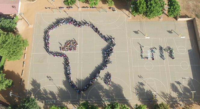 Concours #OuvertSurLeMonde. Lycée français La Fontaine, Niamey, Niger