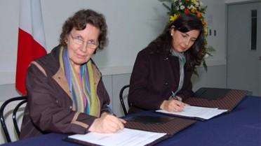 Accord avec l'Universidad del Desarollo