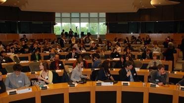 Délégués lycéens au Parlement européen (2010)