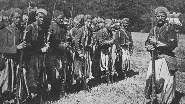 Zouaves de l'armée française