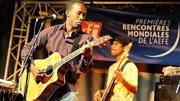 Belo, chanteur haïtien