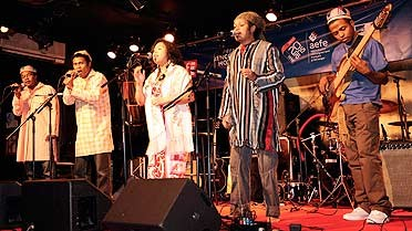 Le groupe San'Ja