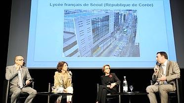 """Émission-débat RFI """"Les Lycées français au rythme du monde"""""""