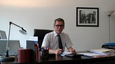 William Nguyen, coordonnateur de l'AEFE pour la zone Asie-Pacifique