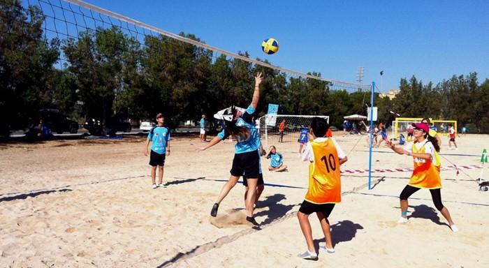 Volley sur sable