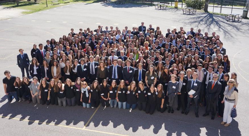 """Les participants des """"NUMAD"""" 2015"""