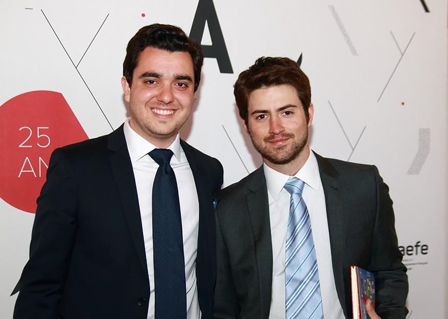 """Jeunes """"anciens"""" devenus entrepreneurs"""