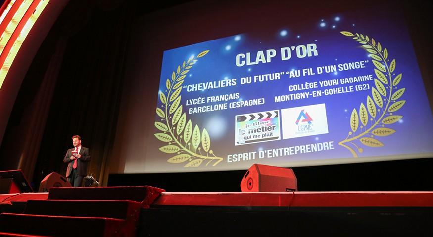 Clap d'or