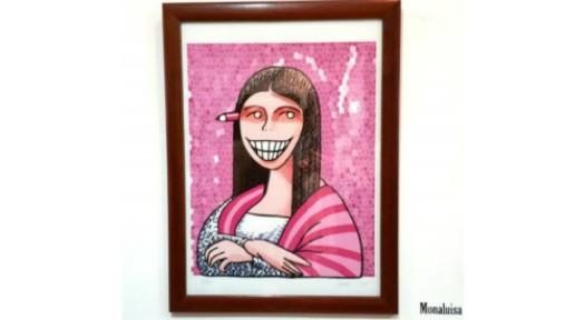 Caricature de Rayma