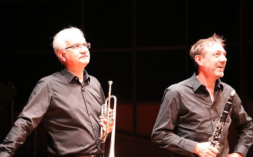 Jean-Pierre Odasso et Jean-Pascal Post