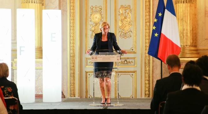Allocution d'Hélène Farnaud-Defromont