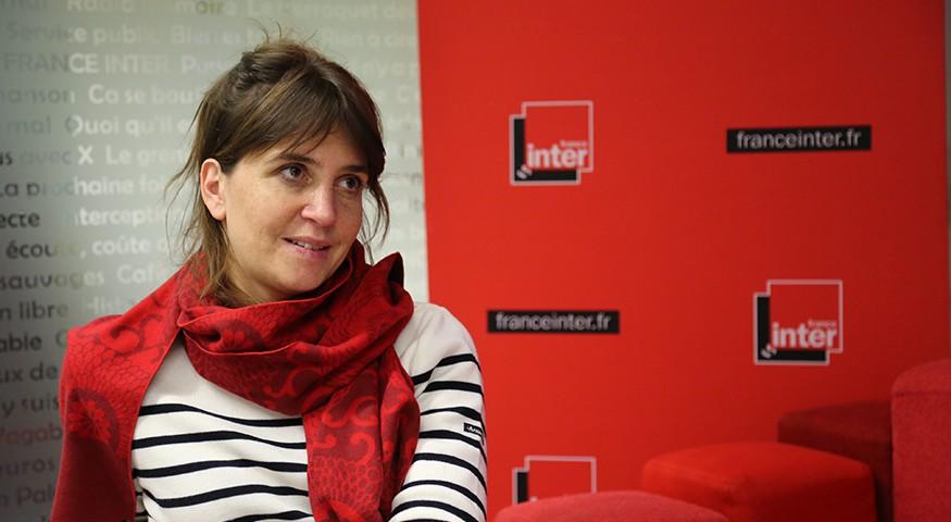Elsa Boublil en entretien